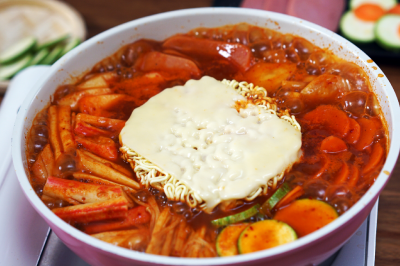 小羽私厨之韩式部队火锅