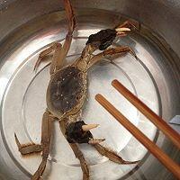 清蒸螃蟹的做法图解4