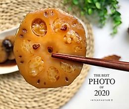 红糖糯米藕的做法