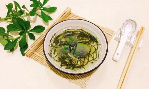 冬瓜海带汤的做法