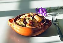 手指小土豆的吮指烤法#美味烤箱菜,就等你来做!#的做法