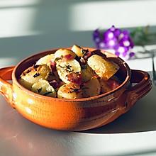 手指小土豆的吮指烤法#美味烤箱菜,就等你来做!#
