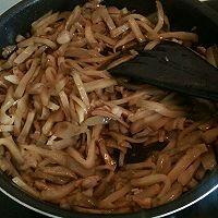 榨菜肉丝的做法图解5