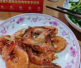 简单随意香酥虾的做法