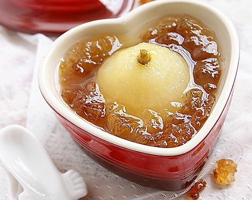 燕窝冰糖炖水梨