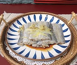 #福气年夜菜#清蒸带鱼的做法