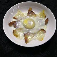 腊肉蒸蛋的做法图解10