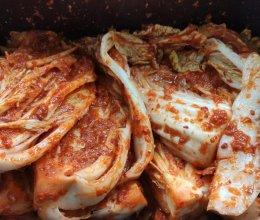 凉菜~正宗辣白菜的做法