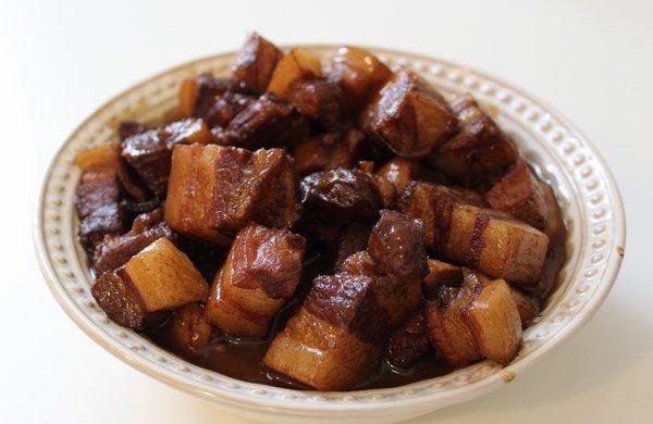 不放一滴油的私家烧肉 改版红烧肉