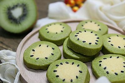 酥脆的猕猴桃饼干