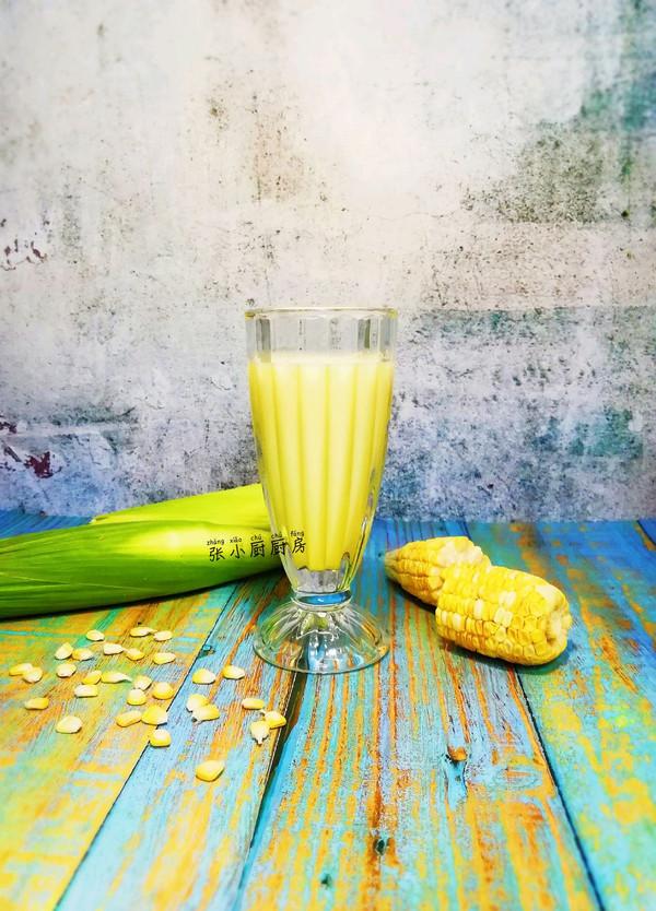 玉米汁的做法