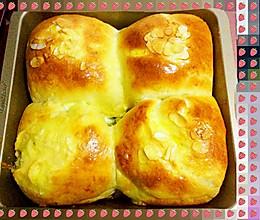 蔓越莓乳酪面包的做法
