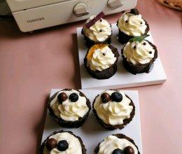戚风纸杯蛋糕、柔软细腻的做法