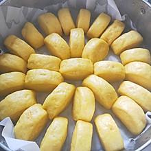胡萝卜小馒头(宝宝辅食)