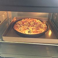 牛肉披薩的做法圖解11