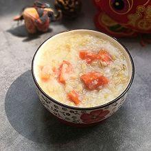 胡萝卜燕麦大米粥
