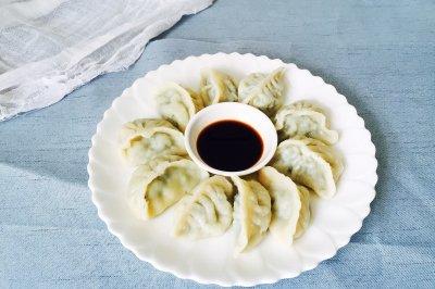 茴香肉馅饺子
