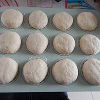 豆沙小餐包的做法图解11