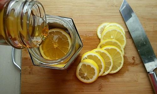 蜂蜜柠檬茶正确做法的做法