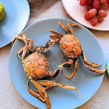 清蒸河蟹·王者荣耀版#中秋宴,名厨味#