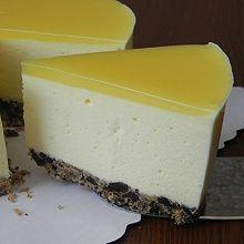柠檬冻芝士蛋糕