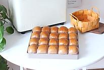 黑米小餐包:的做法