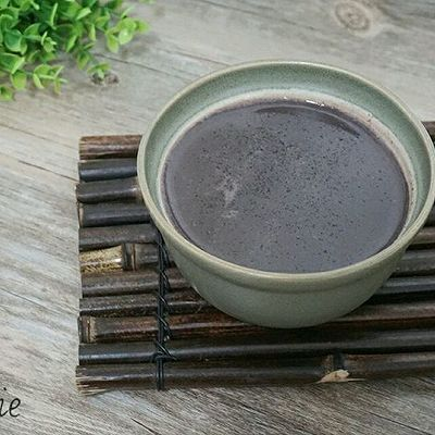 【豆浆机】三黑豆浆