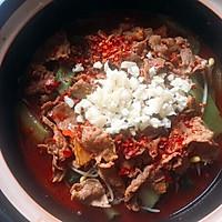 减肥?不存在的,只有这锅热腾腾的水煮牛肉才是真爱的做法图解16