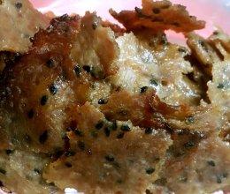 蜜糖猪肉脯—幼儿食用的做法
