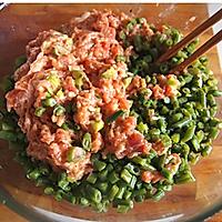 香辣豇豆烫面蒸饺的做法图解8