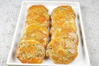 广东小吃-----手工鸡仔饼