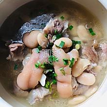 汤清爽,不油腻的芸豆炖猪脚