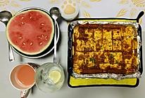 加班福利#烤箱版铁板豆腐#的做法