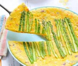 蔬菜早餐饼 宝宝辅食食谱的做法