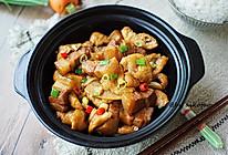 油豆腐烧回锅肉的做法