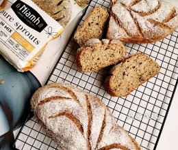零失败的谷物面包的做法