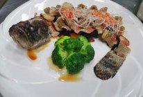 古法蒸石斑鱼的做法