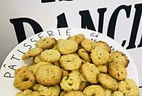 葱香曲奇饼干的做法