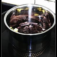 巧克力熔岩小蛋糕的做法图解2
