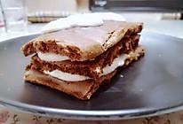 装作自己是拿破仑的巧克力夹心蛋糕的做法