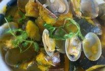 小海鲜炖倭瓜的做法