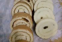 椰浆提子蛋糕卷的做法