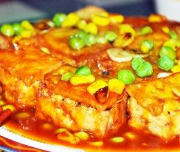 豆腐箱的做法