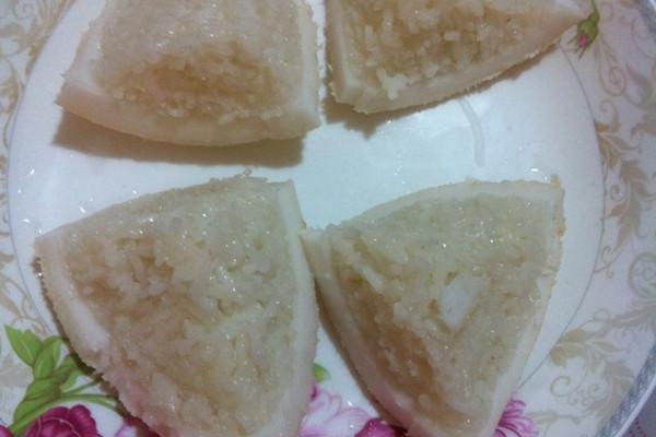椰子饭的做法
