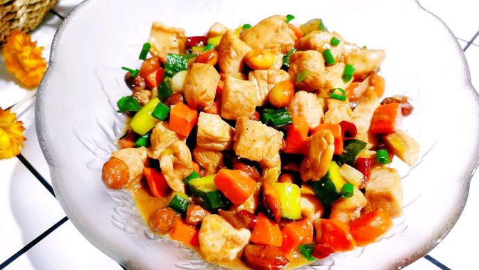 中式特色菜【宫保鸡丁】 | 元気汀