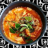 培根薄荷蔬菜汤的做法图解7