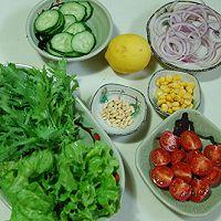 蔬菜沙拉的做法图解2