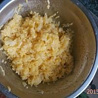 腊肠黄金炒饭的做法图解2