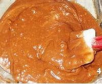 巧克力核桃马芬的做法图解4