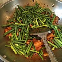 家常菜——蒜苗回锅肉的做法图解9
